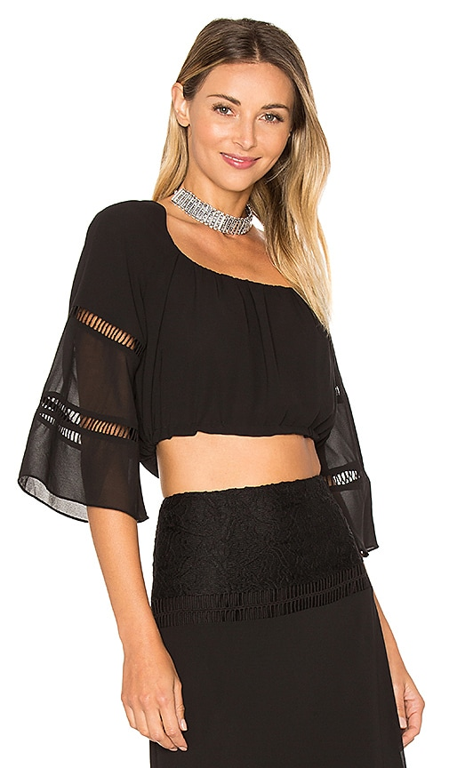 ale by alessandra x REVOLVE Virginia Top in Black