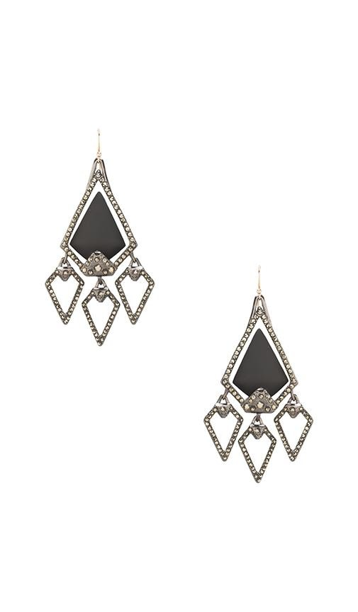 Santa Fe Arrow Chandelier Earring