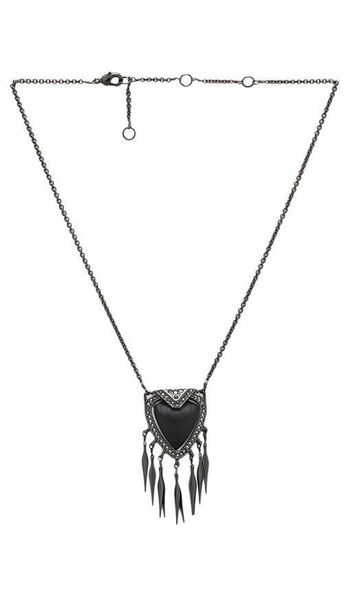 Santa Fe Deco Pendant Necklace