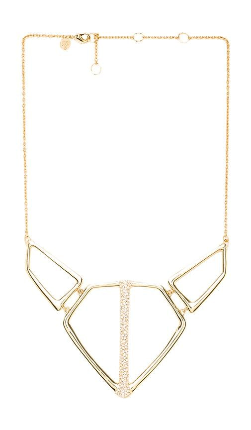 Open Link Bar Necklace