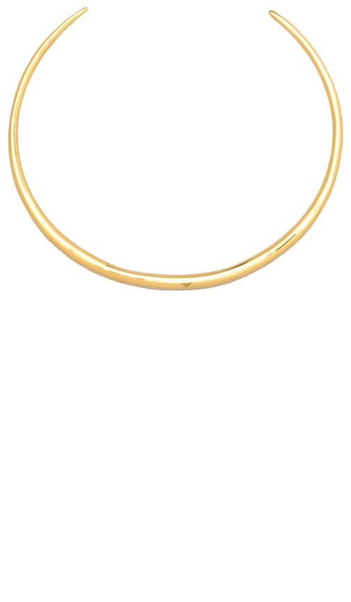 Liquid Gold Thin Collar