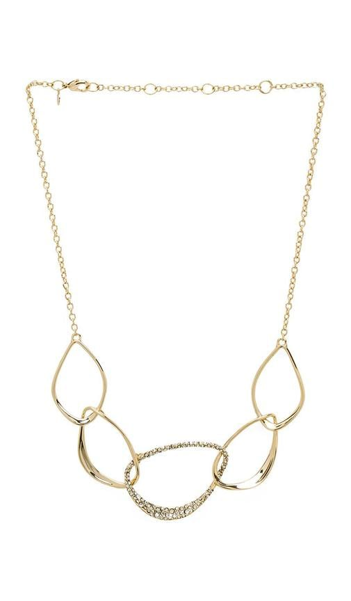 Five Link Orbiting Aura Necklace