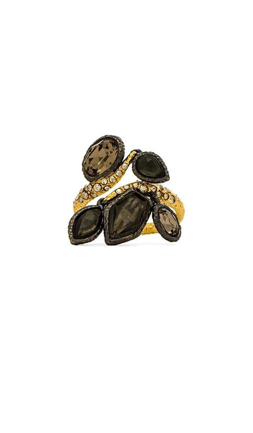 Multi Stone Charm Ring