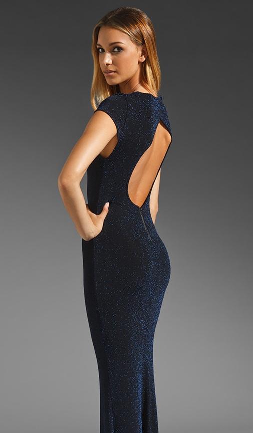 Lanie Open Back Maxi Dress