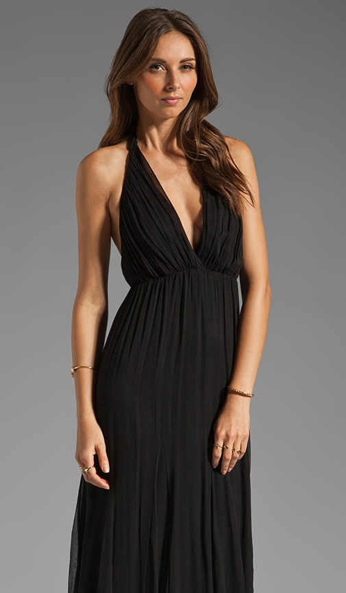 Alberta Long Halter Dress