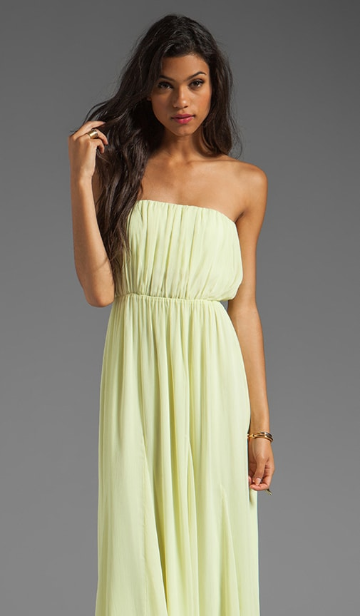 Chase Strapless Maxi Dress