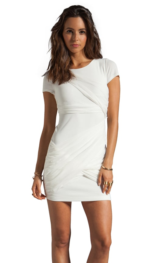 Short Sleeve Goddess Dress
