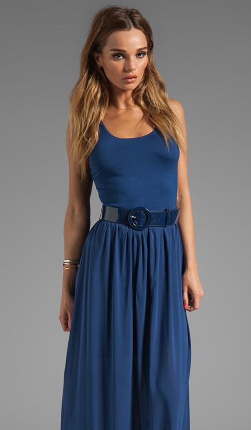 Kell Tank Maxi Dress With Belt