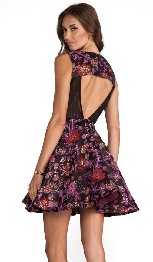 Robe forme patineuse