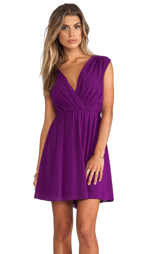 Linda Crossover Top Dress