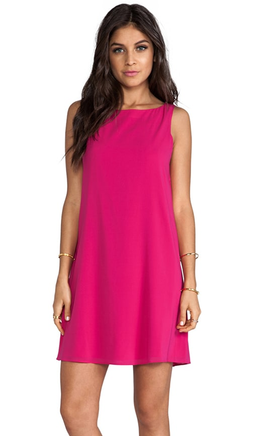 Trina Bow Back Tunic Dress