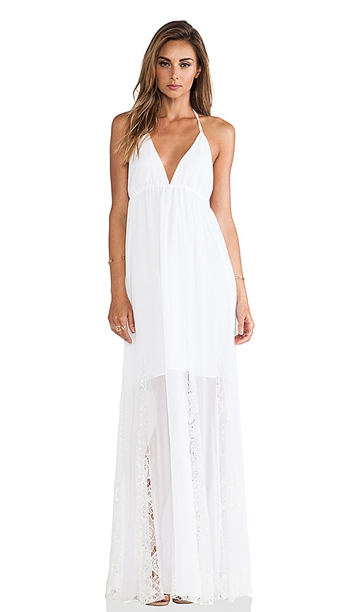 McBain Halter Maxi Dress