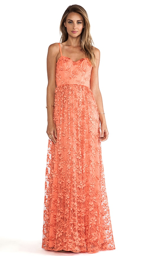 Tyler Flowy Maxi Dress