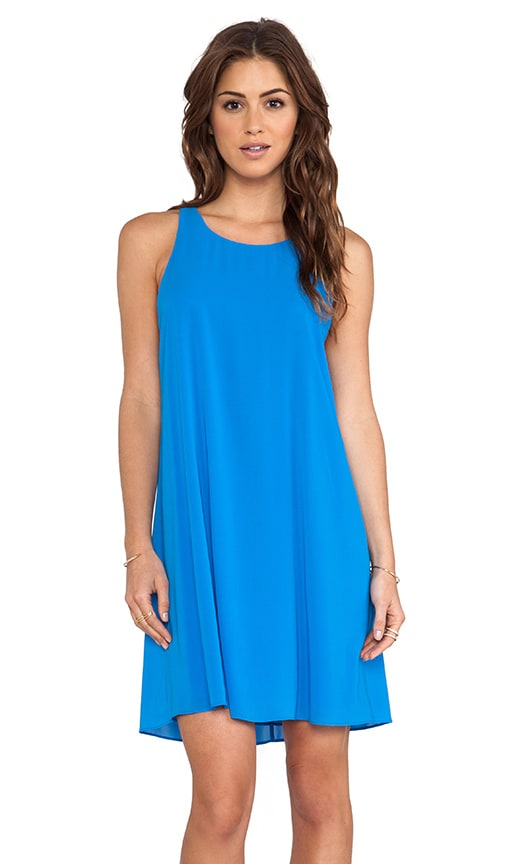 Audry Twisted Y Back Dress