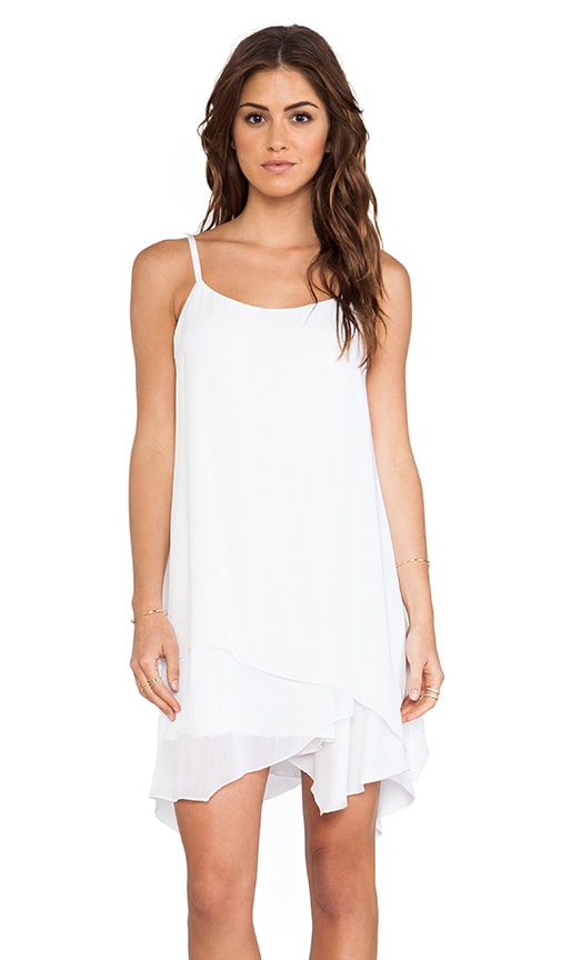 Anika Layered Tank Dress
