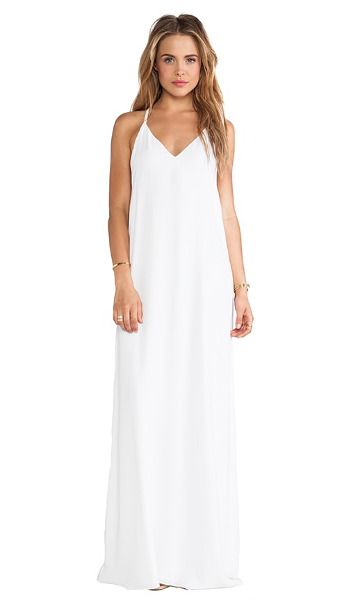 Dove Relaxed Maxi Dress
