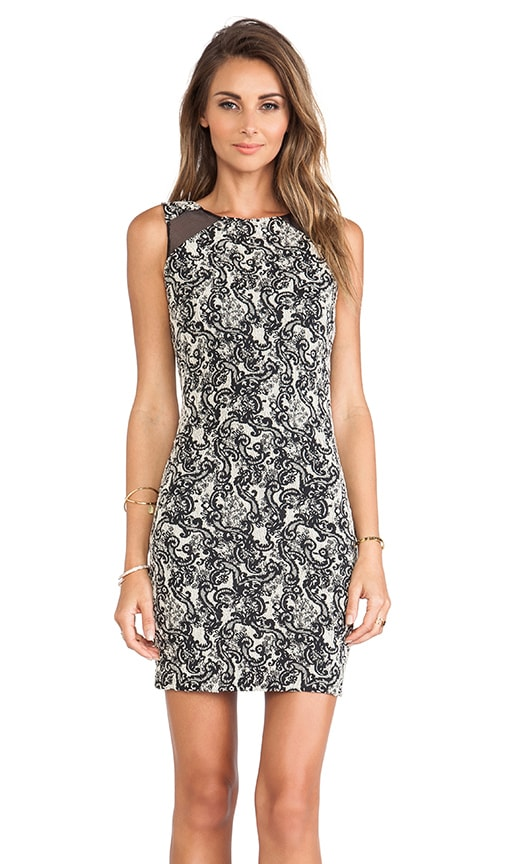 Thalia Sleeveless Dress