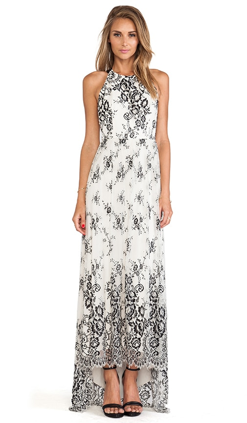 Isla T-Back Maxi Dress