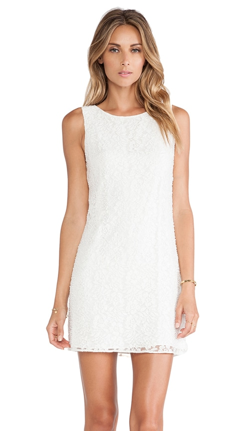 Dot Sleeveless Dress