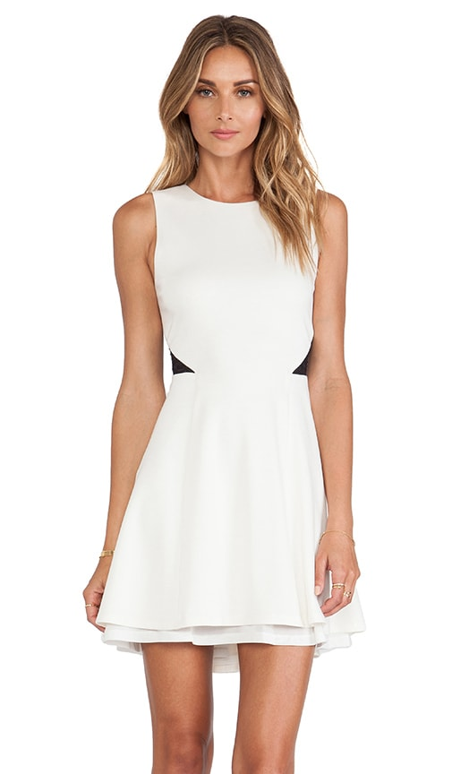 Evan Fit & Flare Dress