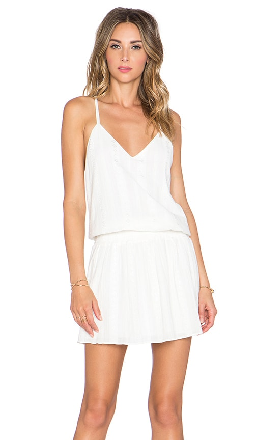 Preslie Open Back Dress