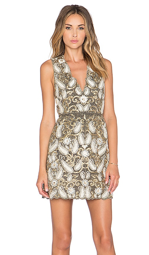 Jania Embellished Dress