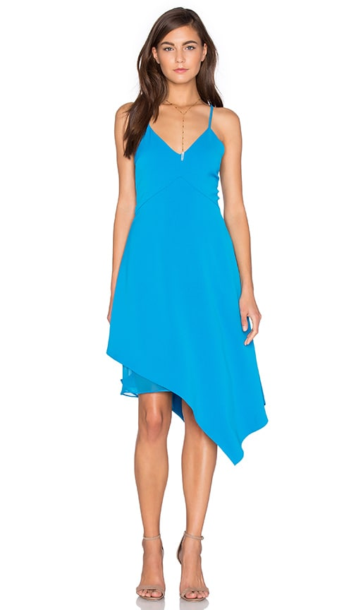 Alice + Olivia Beth Dress in Blue