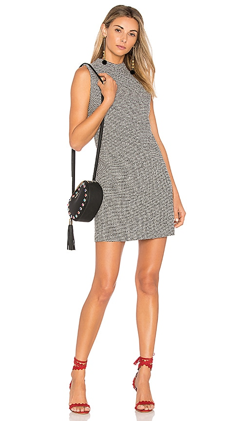 Alice + Olivia Coley Dress in Black