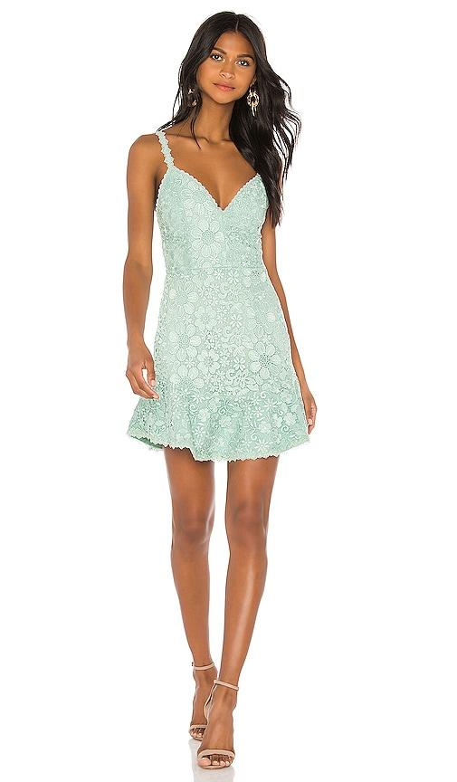 Rapunzel Mini Dress