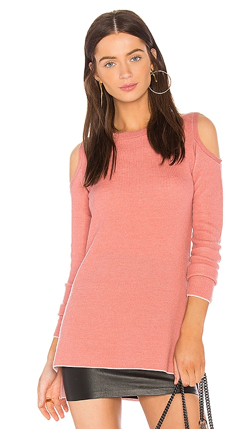 Alice + Olivia Wade Sweater in Pink