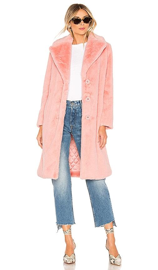Foster Faux Fur Coat