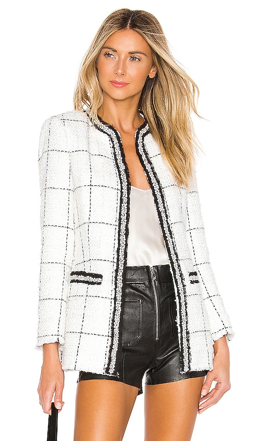 Indira Fitted Jacket