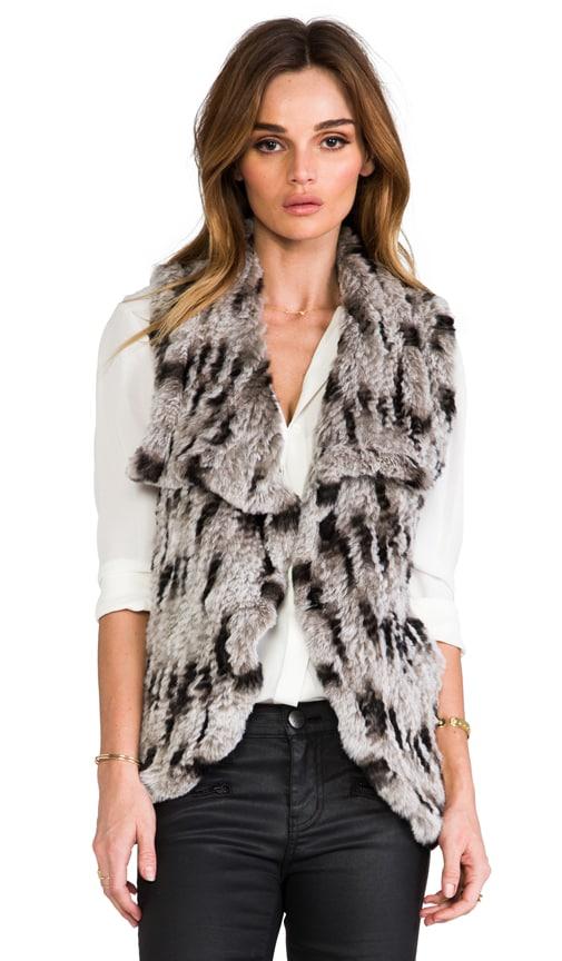 Celine Fur Vest