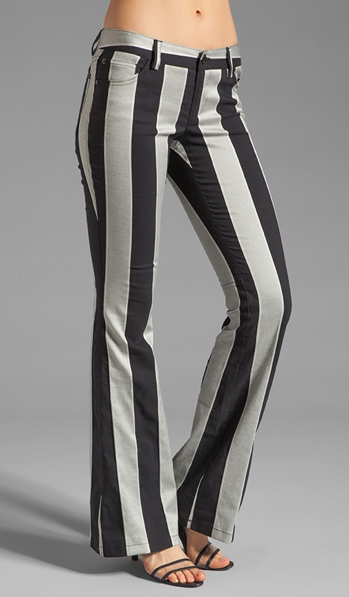 Stacey Bell with Back Knee Seam Pant
