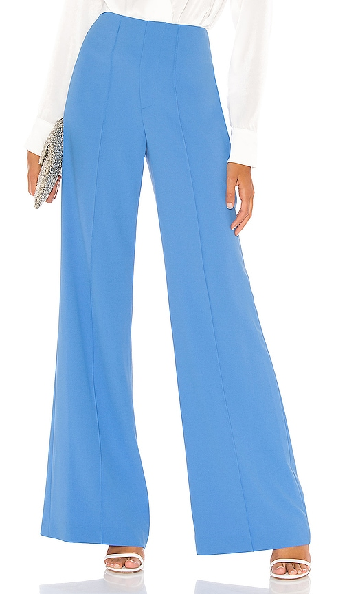 Dylan Clean Highwaist Wide Leg Pant
