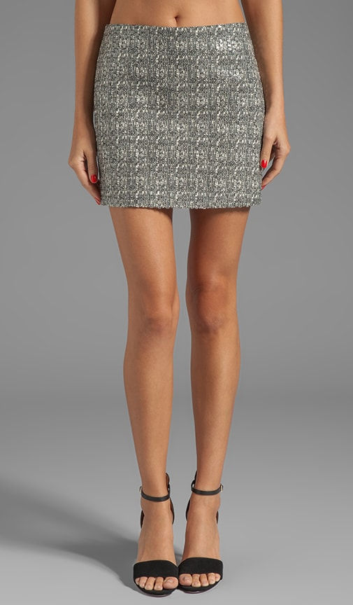 Mannine Mini Skirt