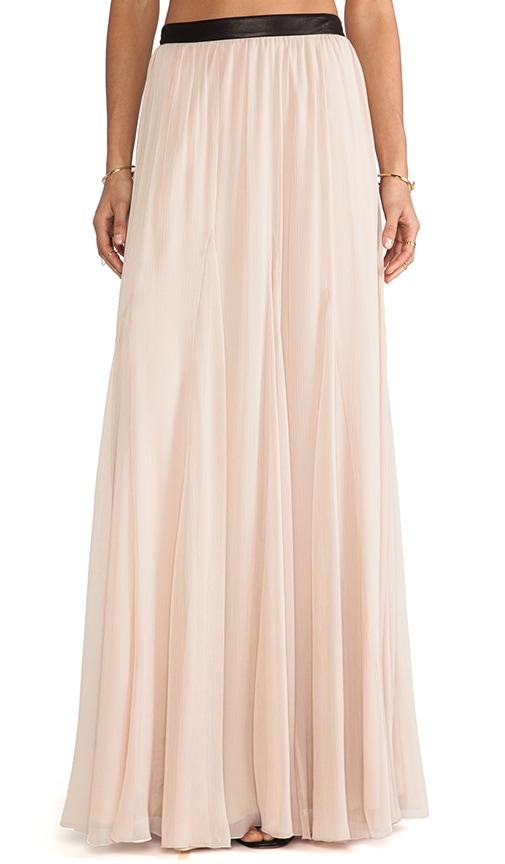 Dawn Godet Maxi Skirt