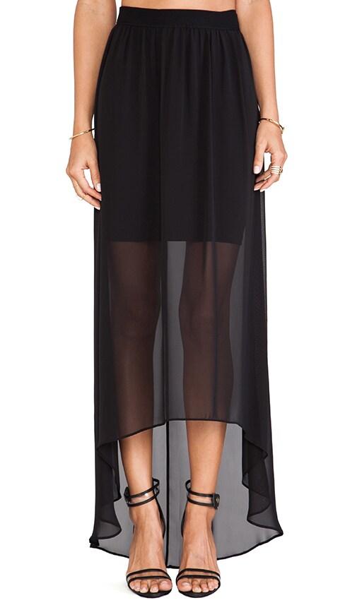 Rome Sheer Maxi Skirt
