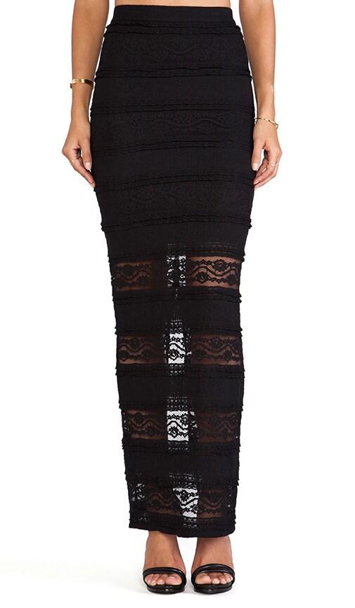 Ettley Lace Maxi Skirt