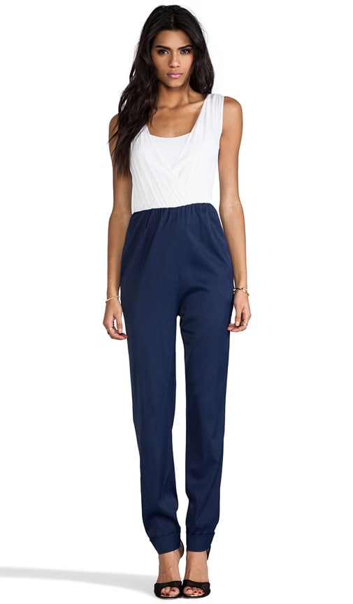 Darell Criss-Cross Jumpsuit