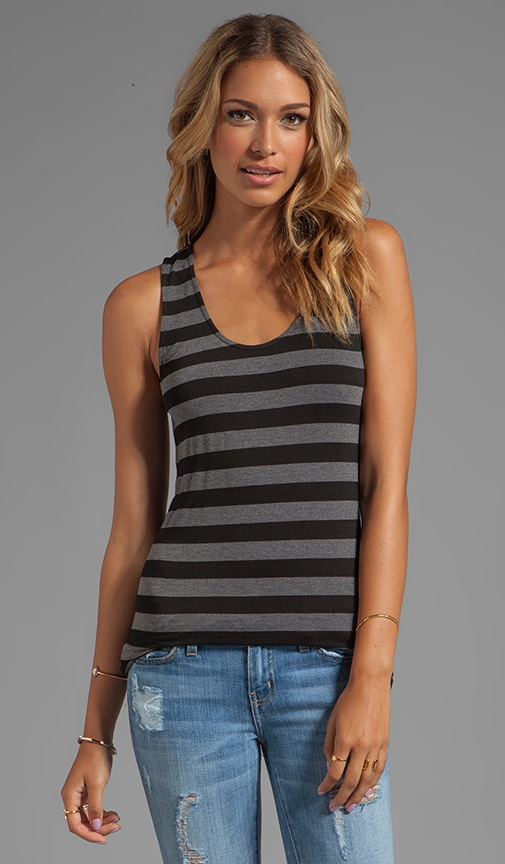 Tank Top With Back Zip