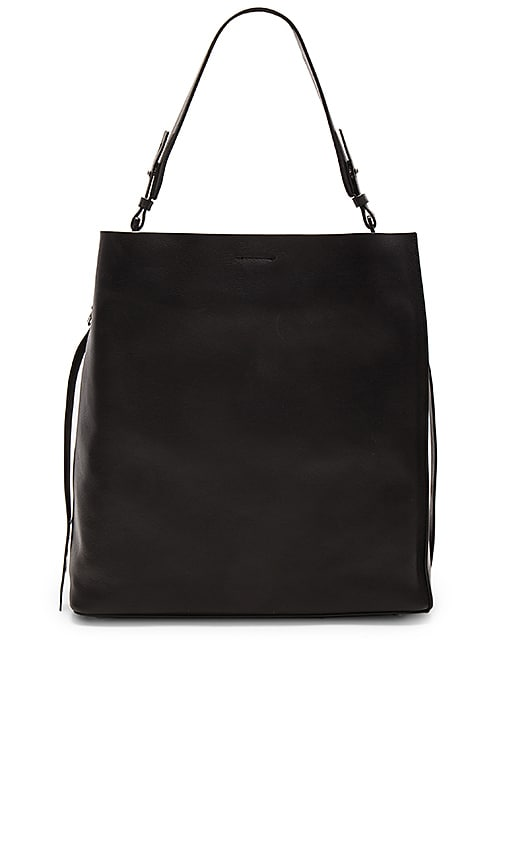 ALLSAINTS Paradise Tote in Black