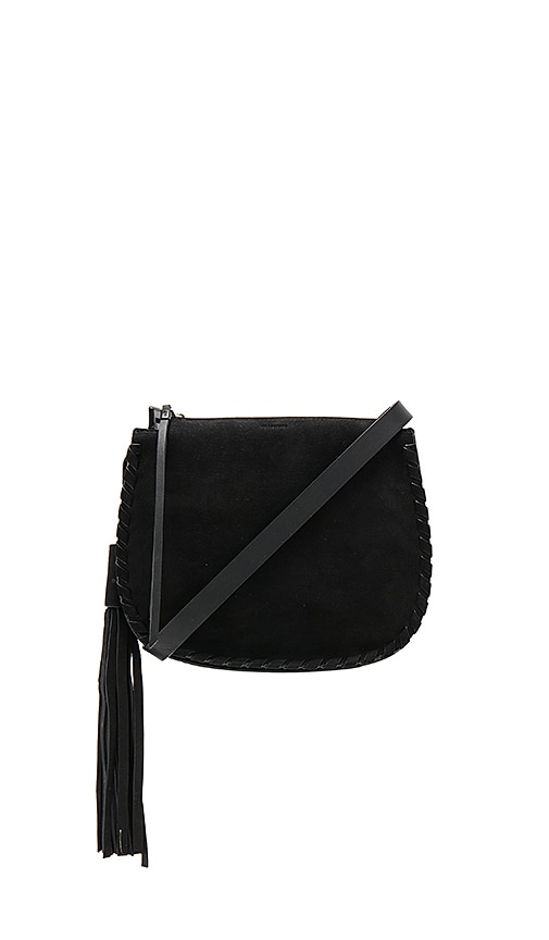 ALLSAINTS Mori Crossbody in Black