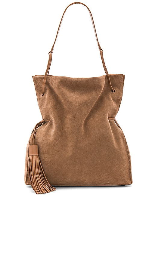 ALLSAINTS Freedom Hobo in Brown