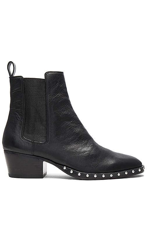 ALLSAINTS Ellis Bootie in Black