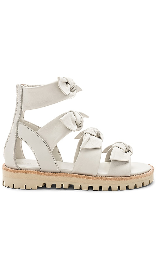 ALLSAINTS Aimi Sandal in White