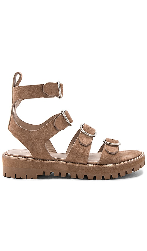 ALLSAINTS Raquel Sandal in Taupe