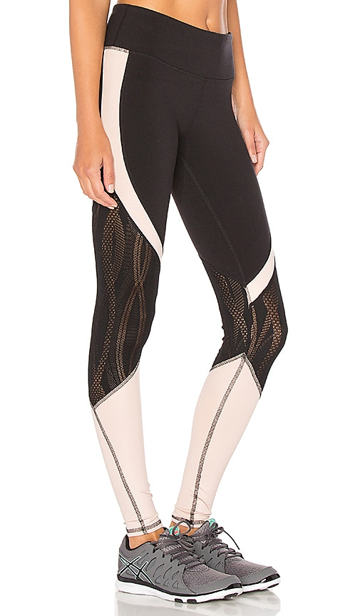 alo Vitality Legging in Black