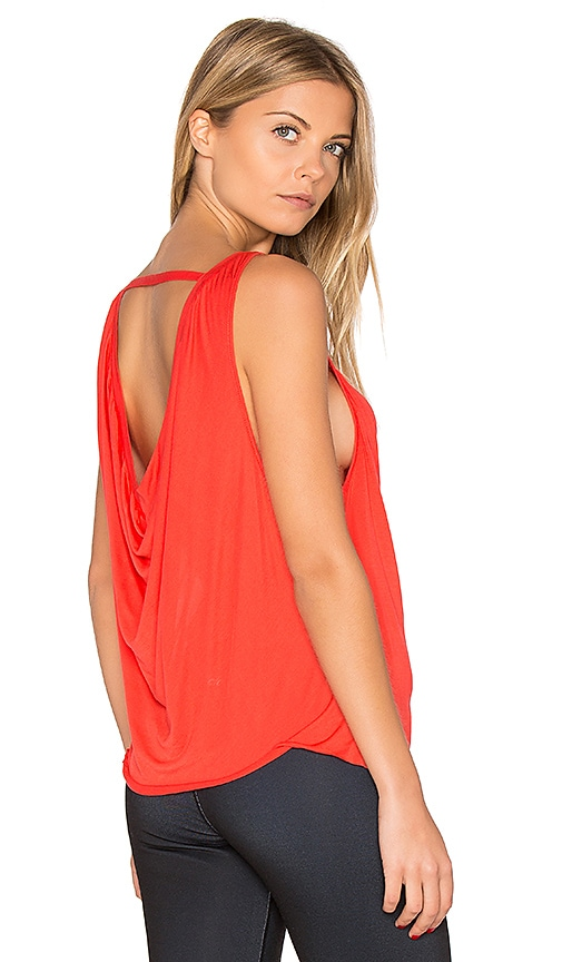 alo Passage Tank in Coral