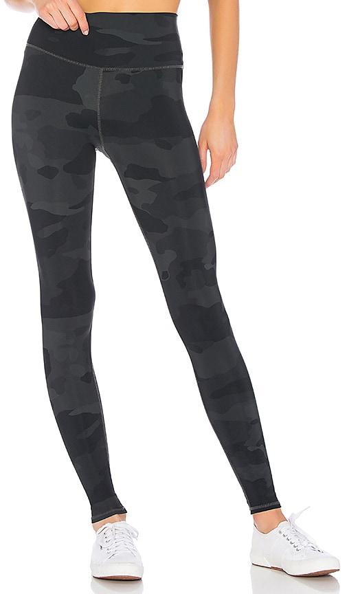 1f5a518d8b124e alo High Waist Vapor Legging in Black & Camouflage | REVOLVE